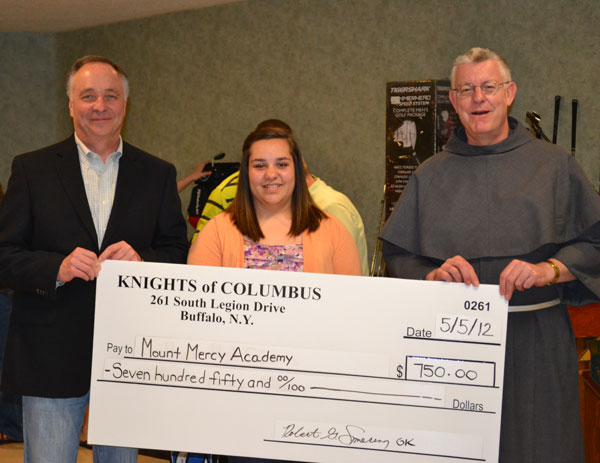 Emma Alvarado receives her `big check` for MMA
