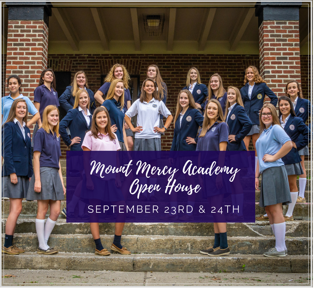 Mount Mercy Academy | Buffalo, NY | Private Girls College-Prep High School
